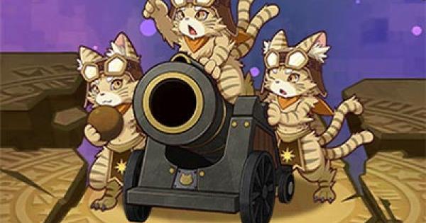 【サモンズボード】黄猫砲兵の評価と使い方