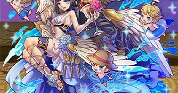 【サモンズボード】海風の天使サンダルフォンの評価とスキル性能