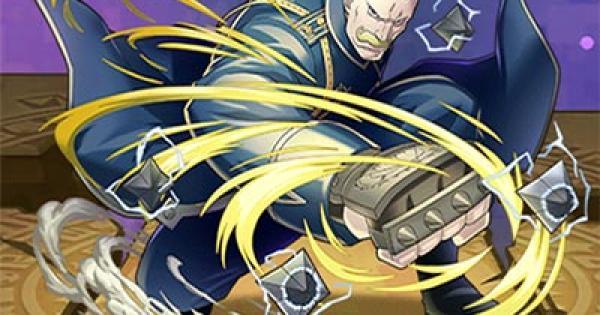 【サモンズボード】豪腕の錬金術師アレックスの評価と使い方