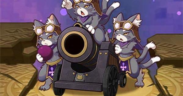 【サモンズボード】紫猫砲兵の評価と使い方