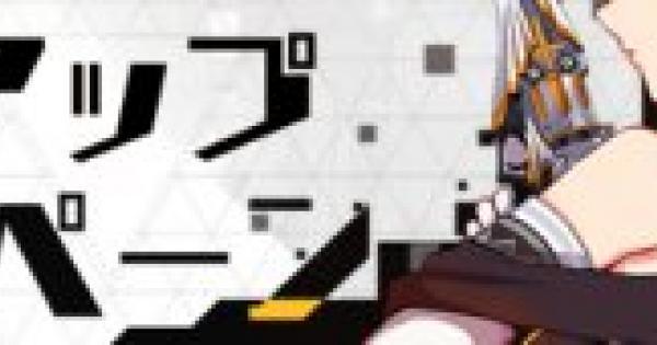 【崩壊3rd】水晶初回購入&レベルアップキャンペーンが開催!