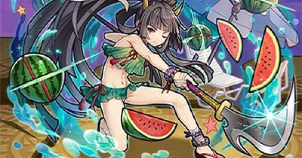 【サモンズボード】西翔爪姫サツキの評価と使い方