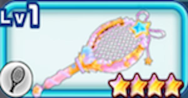 【白猫テニス】ハートビートシェルの評価 | マナ(バレンタイン)モチーフ【白テニ】