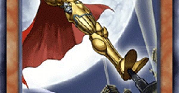 【遊戯王デュエルリンクス】E・HEROキャプテンゴールドの評価と入手方法