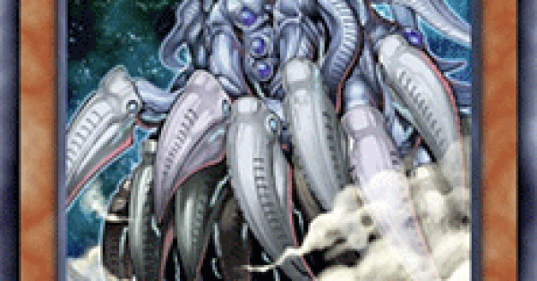 【遊戯王デュエルリンクス】宇宙獣ガンギルの評価と入手方法