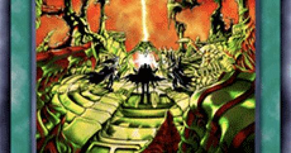 【遊戯王デュエルリンクス】万魔殿-悪魔の巣窟-の評価と入手方法