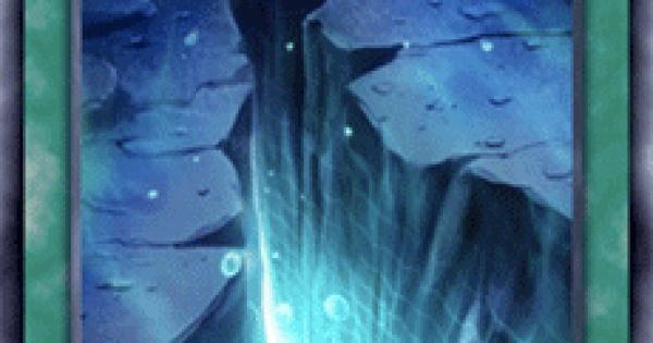 【遊戯王デュエルリンクス】異次元海溝の評価と入手方法