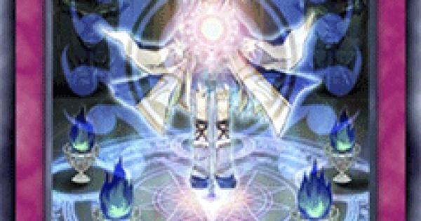 【遊戯王デュエルリンクス】儀水鏡の瞑想術の評価と入手方法