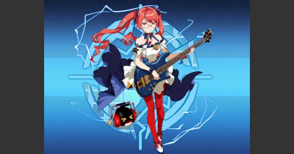 【崩壊3rd】テスラ・バンドの評価とスキル