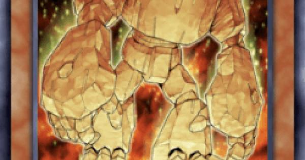 【遊戯王デュエルリンクス】黄金のホムンクルスの評価と入手方法
