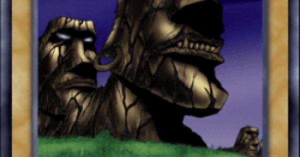 【遊戯王デュエルリンクス】イースター島のモアイの評価と入手方法