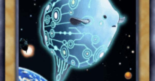 【遊戯王デュエルリンクス】スペースマンボウの評価と入手方法
