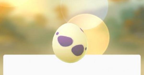 【ポケモンGO】強風イベント!タマゴの中身とレイドボスに変化が発生中!