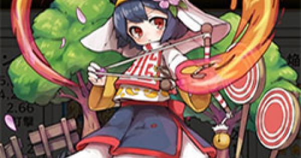 【メルスト】「焔花の小闘士」マウムの評価とステータス【メルクストーリア】