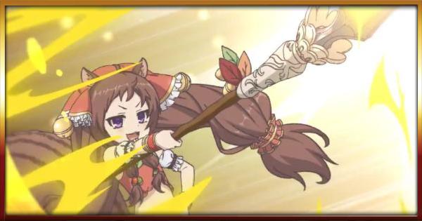 【プリコネR】リンの評価と性能/イベント画像 優秀な中衛サポーター!【プリンセスコネクト】