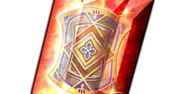 【オデスト】盾の紅晶石の入手方法と使い道【オーディナルストラータ】