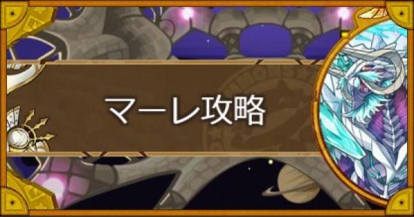 【サモンズボード】レーマン氷海(マーレ)攻略のおすすめモンスター