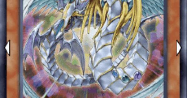 【遊戯王デュエルリンクス】究極宝玉神レインボードラゴンの評価と入手方法