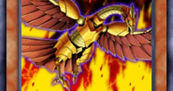 【遊戯王デュエルリンクス】鳳王獣ガイルーダの評価と入手方法