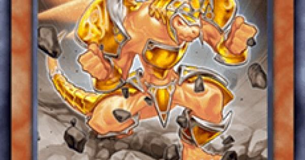 【遊戯王デュエルリンクス】聖刻龍ドラゴンゲイヴの評価と入手方法
