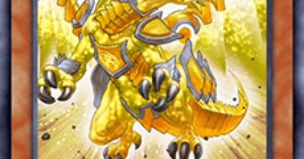 【遊戯王デュエルリンクス】聖刻龍セテクドラゴンの評価と入手方法