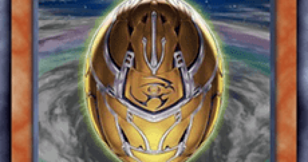 【遊戯王デュエルリンクス】龍王の聖刻印の評価と入手方法