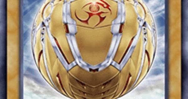 【遊戯王デュエルリンクス】神龍の聖刻印の評価と入手方法