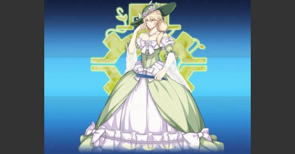 【崩壊3rd】オットリア(女装オットー)の評価とスキル