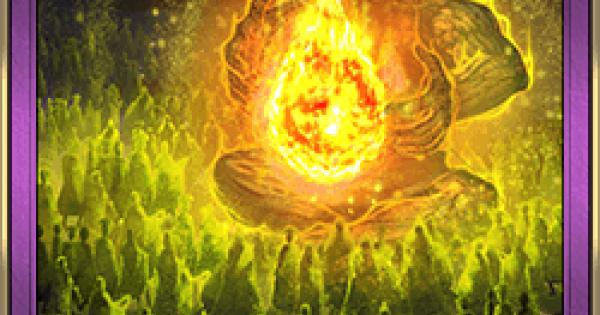 プロメテウスの火のカード情報