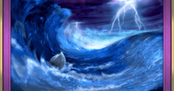 デウカリオーンの洪水のカード情報