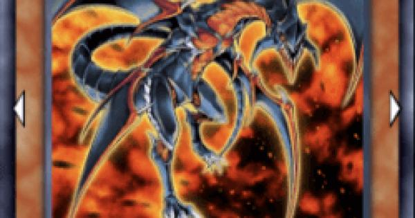 【遊戯王デュエルリンクス】ダークブレイズドラゴンの評価と入手方法