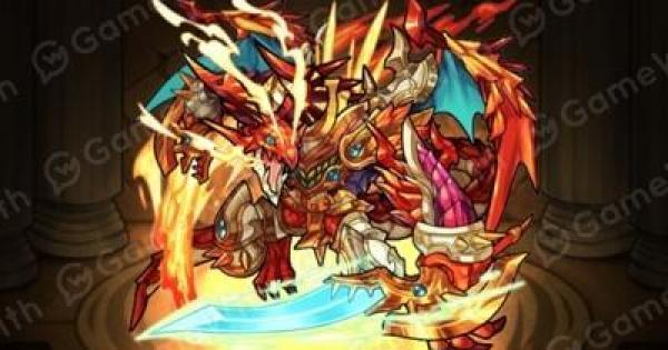 【モンスト】サラマンダーの最新評価!適正神殿とわくわくの実
