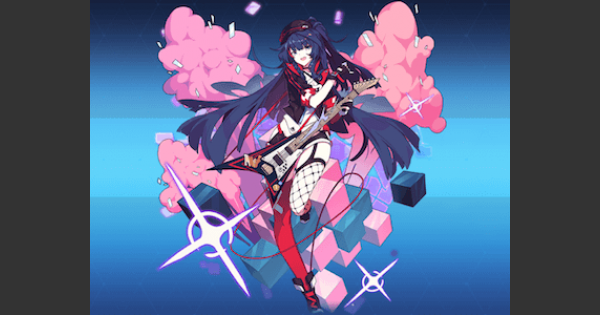 【崩壊3rd】芽衣・歌姫(聖痕)の評価とステータス