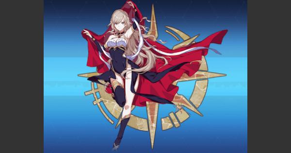 【崩壊3rd】ミケランジェロの評価と装備おすすめキャラ