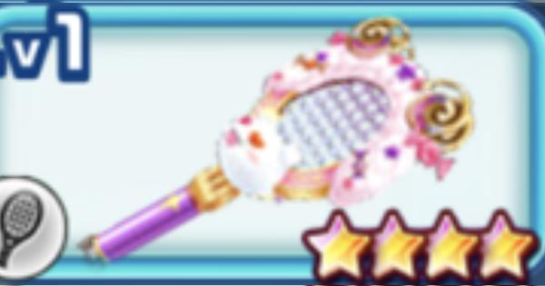 【白猫テニス】ルミエモチーフラケットの評価 | ウラメッシャー【白テニ】