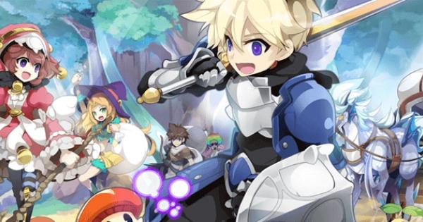 【ログレス】土の試練 -4-の攻略法と主なドロップ【剣と魔法のログレス いにしえの女神】