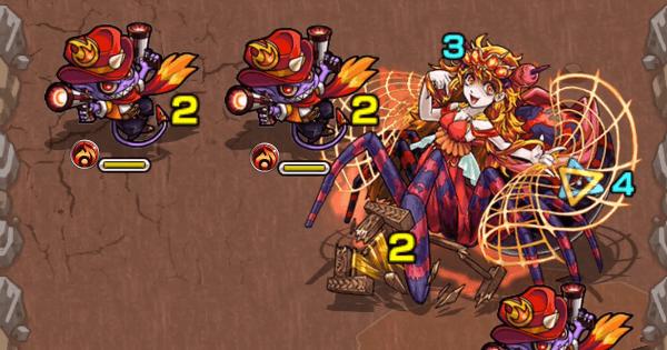 【モンスト】桜並木の広場【2/火】の攻略と適正ランキング|閃きの遊技場