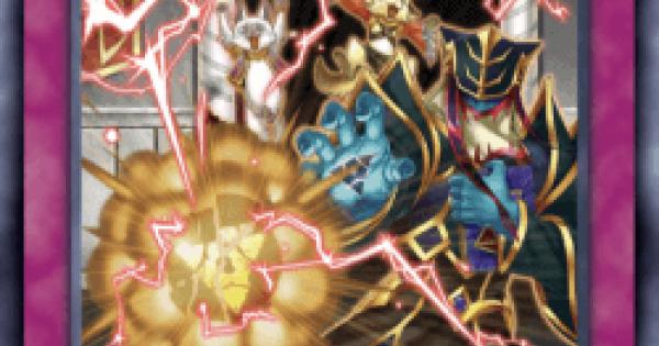 【遊戯王デュエルリンクス】魔力誘爆の評価と入手方法