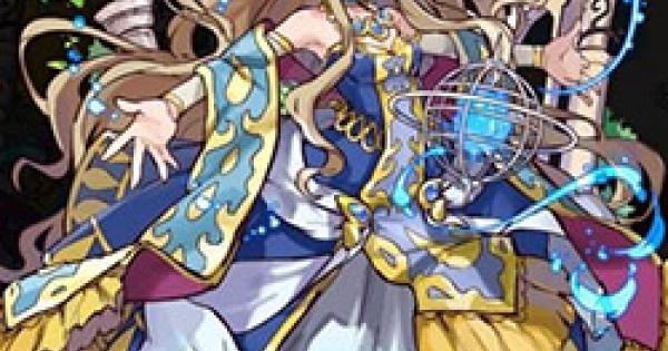 【メルスト】「創在の水姫」ベルダンディの評価とステータス【メルクストーリア】