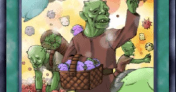 【遊戯王デュエルリンクス】トークン収穫祭の評価と入手方法
