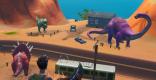 「3体の恐竜の間で踊る」ウィーク9チャレンジ攻略