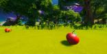オーチャードで採取リンゴを消費する | トリックショット