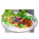 ハチミツサラダ