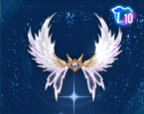 夕焼け・翼