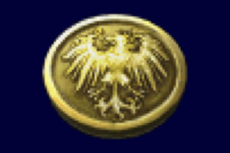 オオワシのメダル