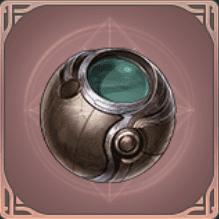 謎の古代パーツのアイコン