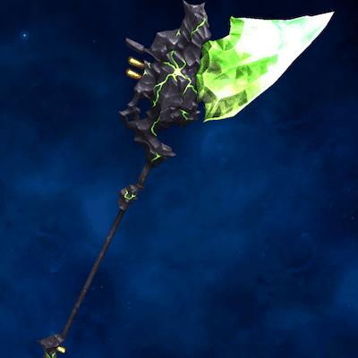深潭の魔導器<樹斧>