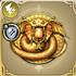 大龍の黄甲のアイコン