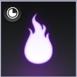 異端の炎のアイコン