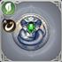 緑の神翼のアイコン